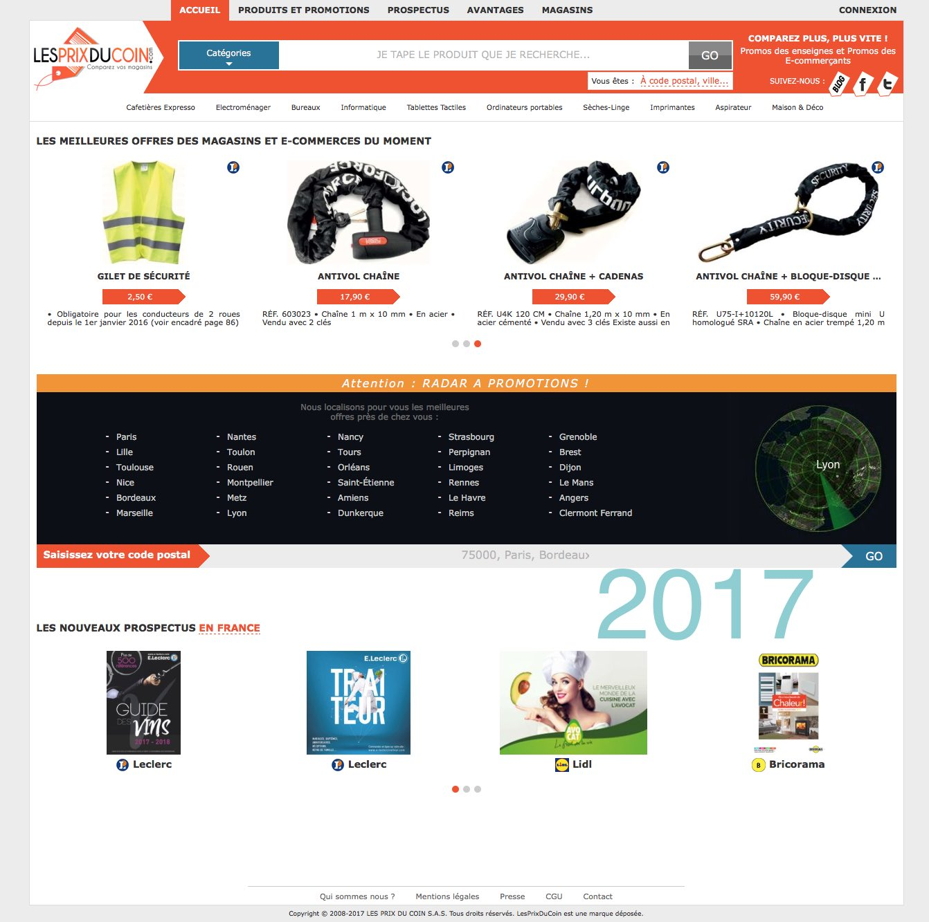Home Page 2017